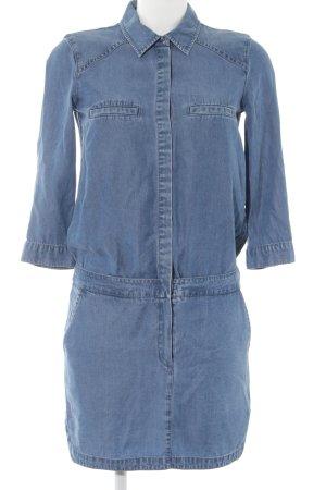 Set Jeanskleid kornblumenblau Casual-Look