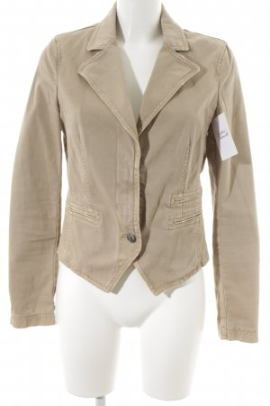 Set Jerseyblazer beige Casual-Look