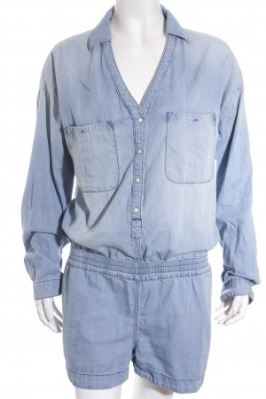 Set Jumpsuit blassblau Casual-Look