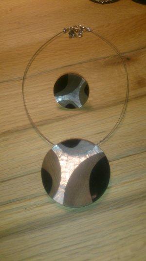 Set Kette und Ring