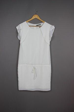 SET Urban Deluxe Chiffon jurk wit