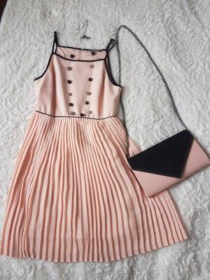 Set: Kleid Tasche Schmuck