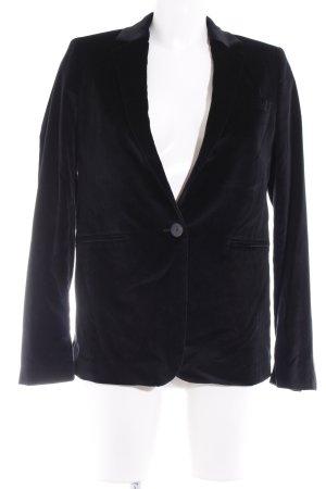 Set Kurz-Blazer schwarz Elegant