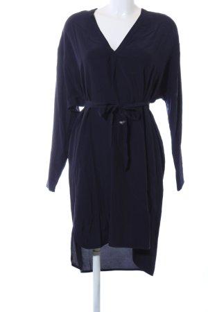 Set Langarmkleid blau Casual-Look
