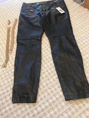 SET Lederhose 100% NEU Größe 40
