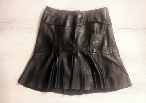 SET Urban Deluxe Leather Skirt black leather