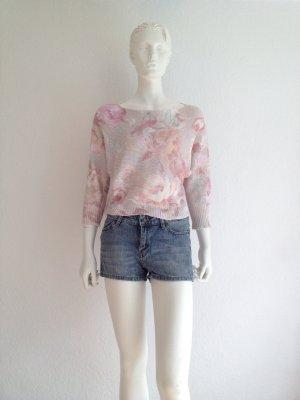 Set Loog Jeans Short 34 New + Pulli XS Used
