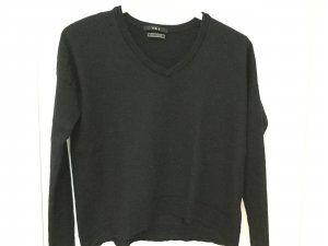 Set Sweater zwart Merinowol
