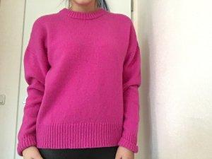 SET Pullover aus Alpaka pink