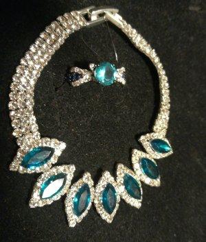 Bracelet white-light blue