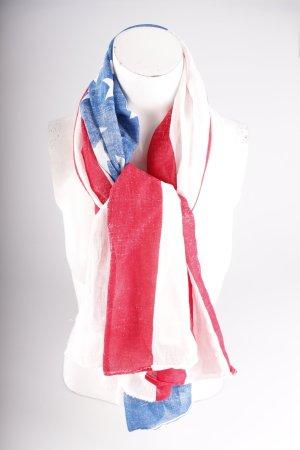 Set Schal mit Amerikanischer Flagge