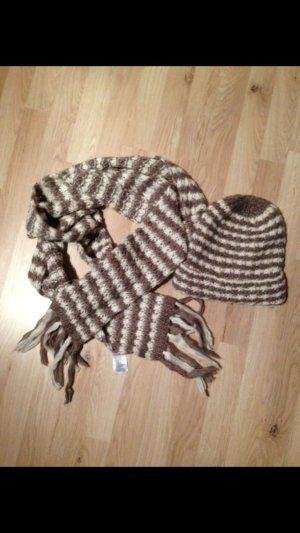 Set Schal und Mütze H&M
