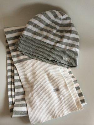 Set Schal und Mütze von Mango