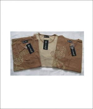 Denim Co. Twin Set tipo suéter multicolored mixture fibre
