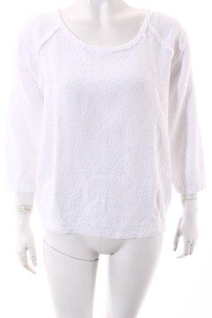 Set Shirt weiß Casual-Look