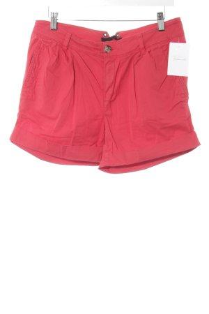 Set Shorts rot Casual-Look