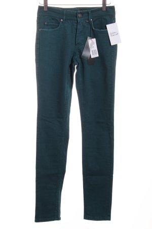 Set Slim Jeans kadettblau Casual-Look