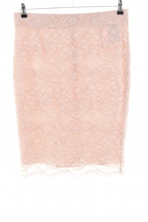 Set Kanten rok roze elegant