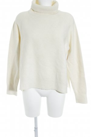 Set Strickpullover creme Casual-Look
