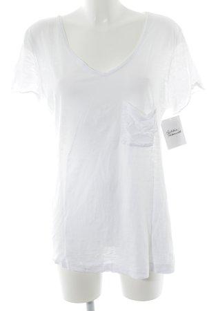 Set T-Shirt weiß Casual-Look