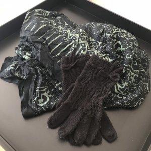 Neckerchief black-khaki