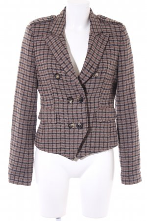 Set Tweedblazer Karomuster Brit-Look