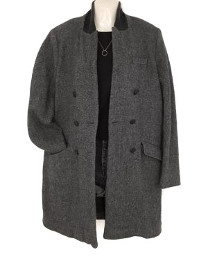 SET Urban Deluxe Mantel Jacke Wollmantel Clean Minimal Chic Blogger Style Luxus Marke
