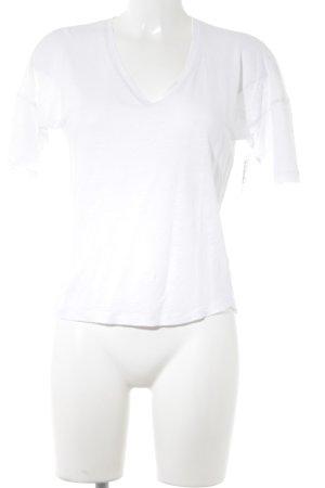 SET Urban Deluxe T-Shirt weiß Boyfriend-Look