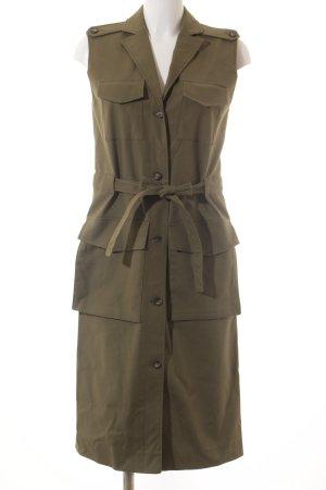 SET Urban Deluxe Weste khaki Street-Fashion-Look