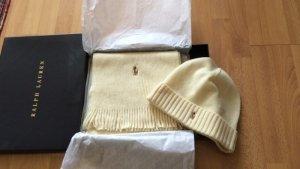 Set von Ralph Lauren Mütze und Schal