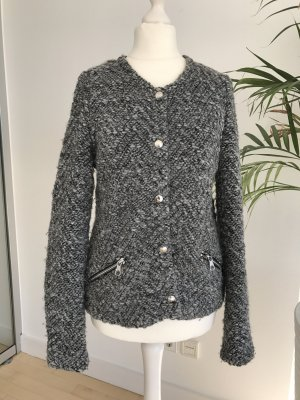 SET Wolljacke Strickjacke Cardigan dG S 36