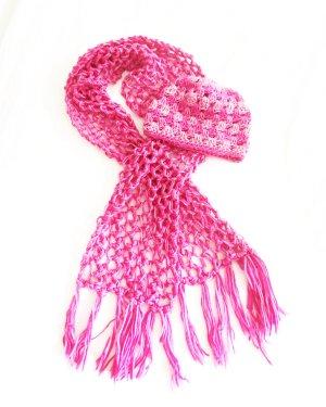 Vintage Beanie lichtroze-roze