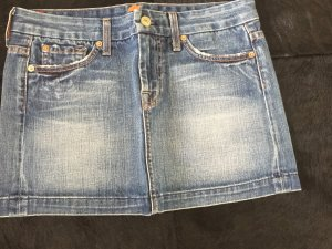 SEVEN ALL MANKIND JEANS MINIROCK