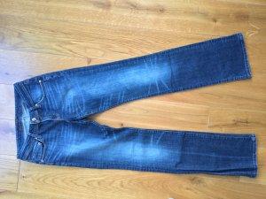 Seven Bootcut Jeans Gr.27 Blue