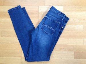 Seven for all Mankind blaue Jeans Gr. 29 - The Skinny wie NEU