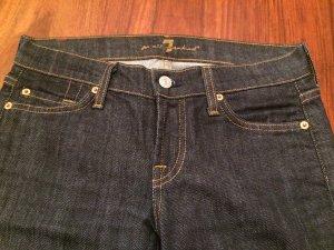 Seven for all Mankind Jeans Bootcut Dark Denim NEU