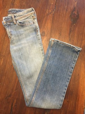 Seven for all mankind Jeans Bootcut Gr. 28 D 36 used Look Hüftjeans