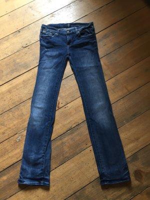 Seven for all mankind Jeans, Modell, Kimmie/Straight Leg, Gr. 27, NEU