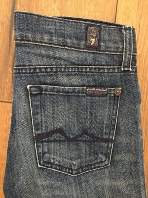 Seven for all mankind Jeans Roxanne Gr. 25