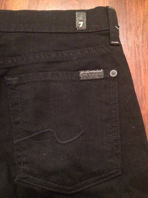 Seven for all Mankind Jeans Schwarz NEU