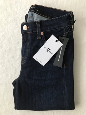 SEVEN FOR ALL MANKIND / The Skinny / W24 / Midnight Blue / Dunkelblau