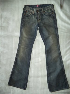 "Seven-Jeans, Modell ""A-Pocket"", W 25"