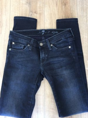 7 For All Mankind Vaquero skinny azul oscuro