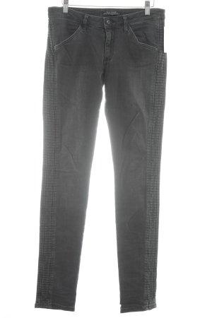 Seven Sisters Skinny Jeans dunkelgrau Casual-Look
