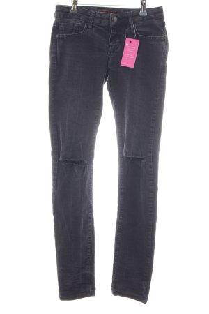 Seven Sisters Skinny Jeans schwarz Casual-Look