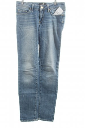 Seven Slim Jeans blau Casual-Look
