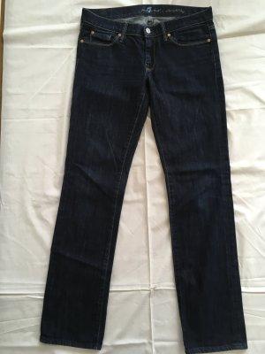 SEVEN straight leg Jeans, dkl. Waschung, size 29