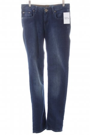 Seven Straight-Leg Jeans dunkelblau Casual-Look