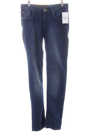 Seven Straight-Leg Jeans dunkelblau Casual-Look