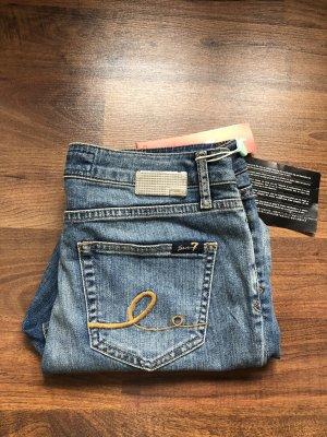 Seven7 Jeans a 7/8 blu-blu scuro